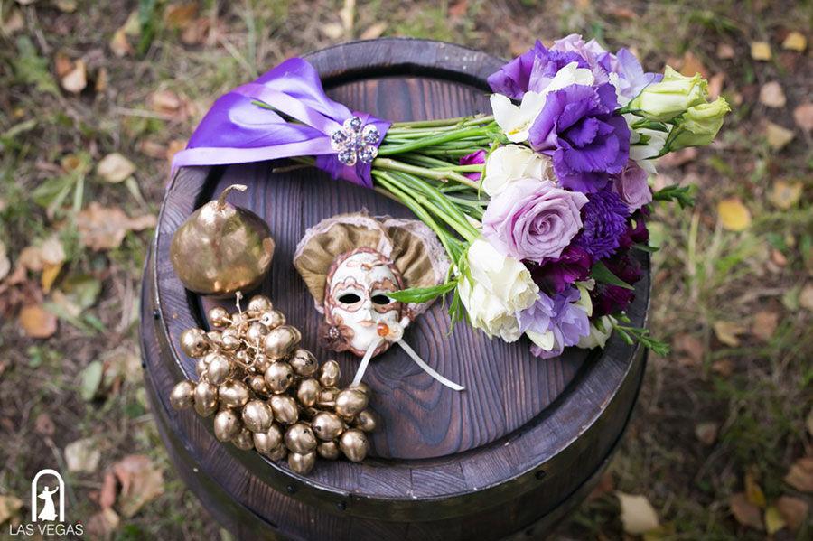 Букет-невесты-в-фиолетовых-тонах