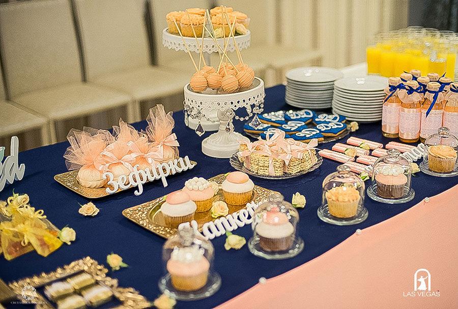 Candy-bar-в-синем-и-персиковом-цвете