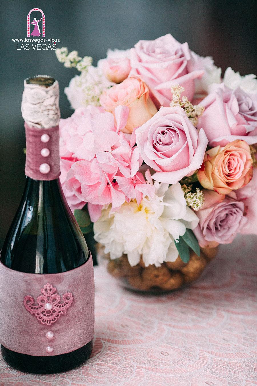 Декор-свадебной-бутылки