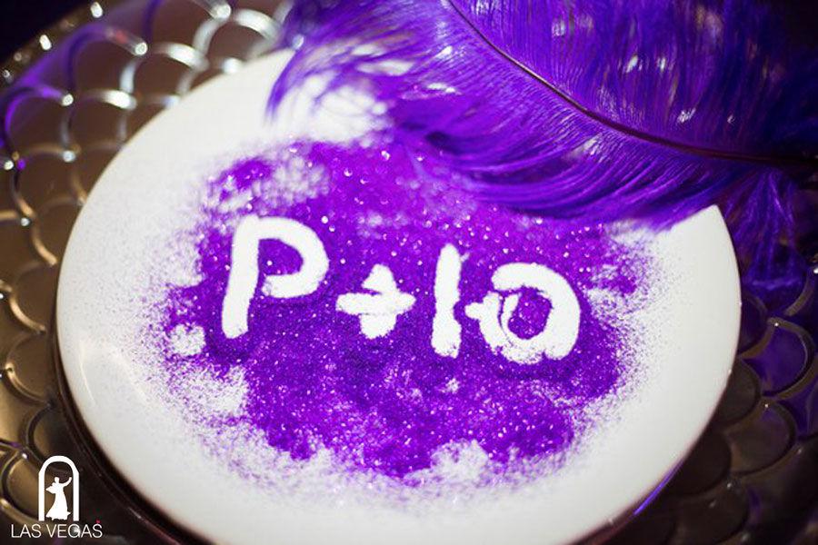 Фиолетовая-свадьба