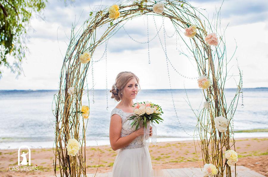 Красивая-невеста