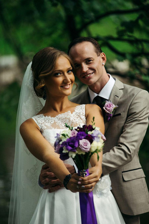 Красивый-свадебный-букет