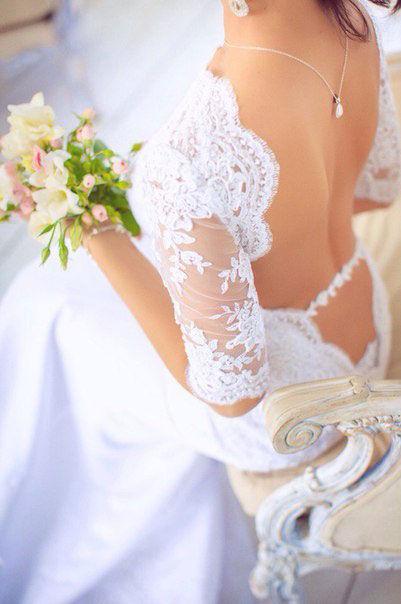 Невеста-в-стиле-Тиффани