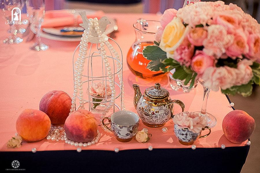 Персиковая-свадьба