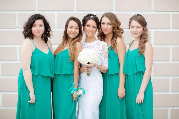 Подружки-невесты
