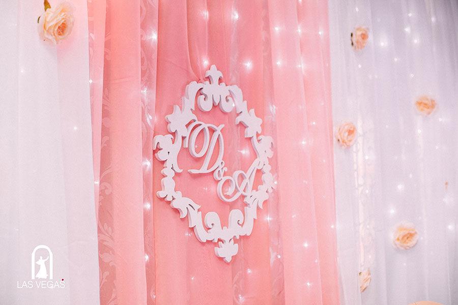 Свадебная-монограмма