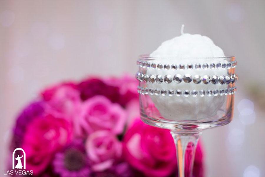 Свечи-на-зимней-свадьбе